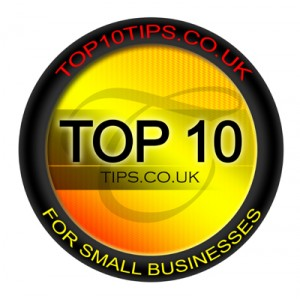 Top 10 Tips Logo
