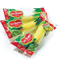 packaging single banana