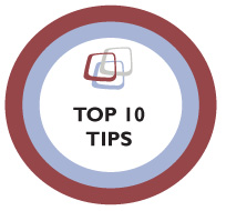 Packaging Top Ten Tips