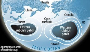 Pacific rubbish soup