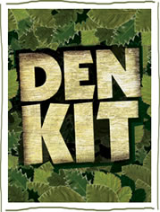 Den Kit packaging branding