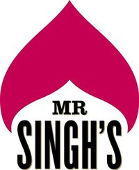Mr Singh's new branding logo