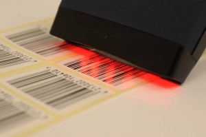 Axicon Scanning Barcode